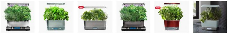 harvest elite aerogarden